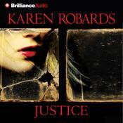 Justice Audiobook, by Karen Robards