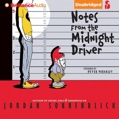 Notes from the Midnight Driver Audiobook, by Jordan Sonnenblick