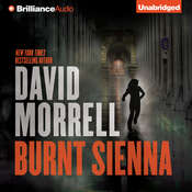 Burnt Sienna, by David Morrell