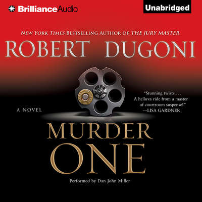 Murder One Audiobook, by