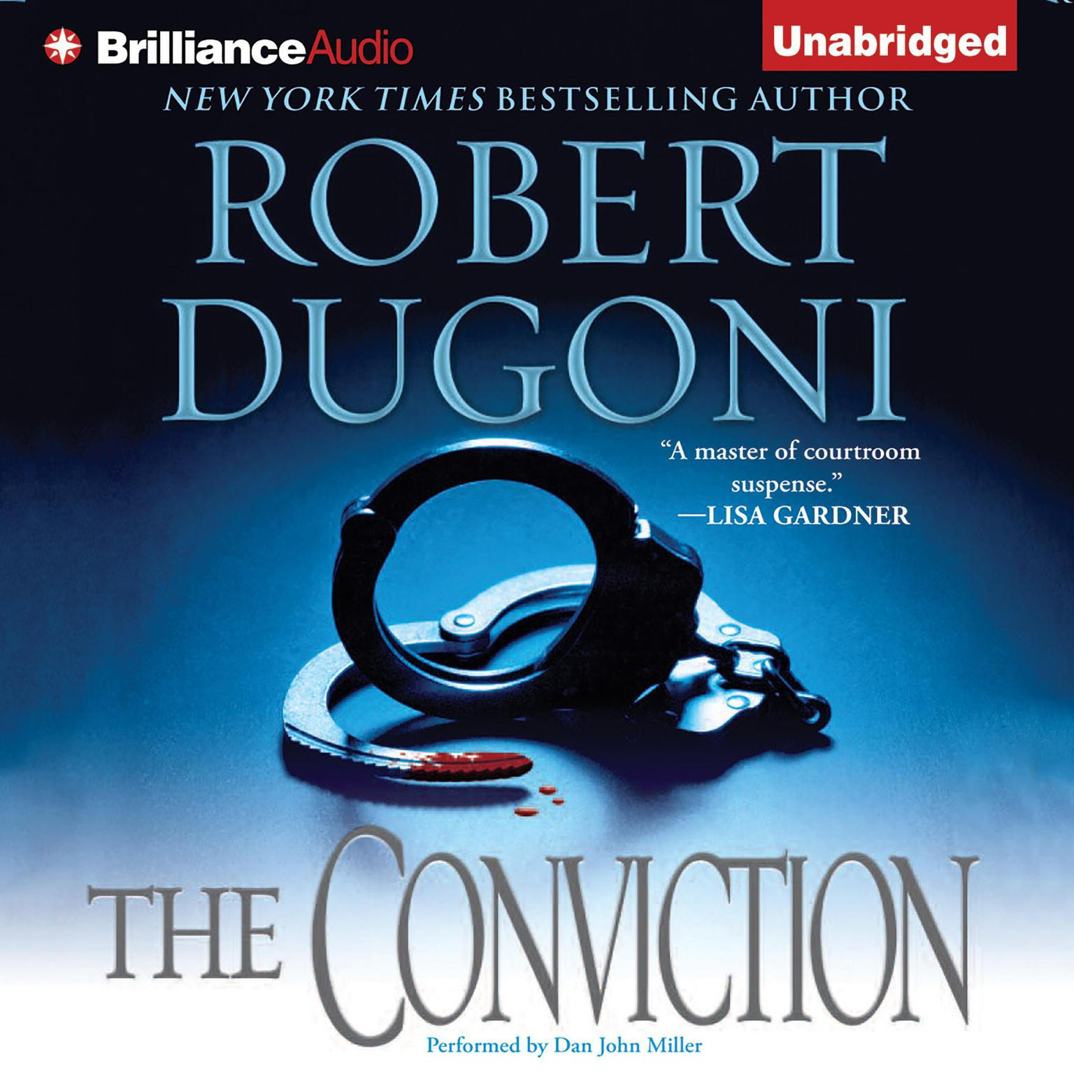 Printable The Conviction: A Novel Audiobook Cover Art
