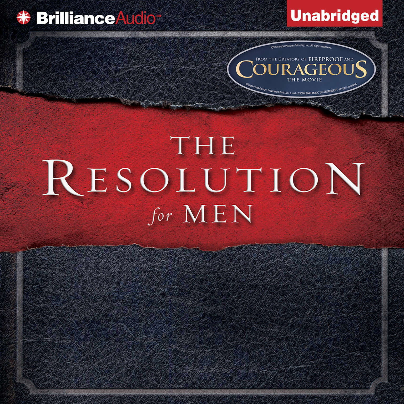 Printable The Resolution For Men Audiobook Cover Art