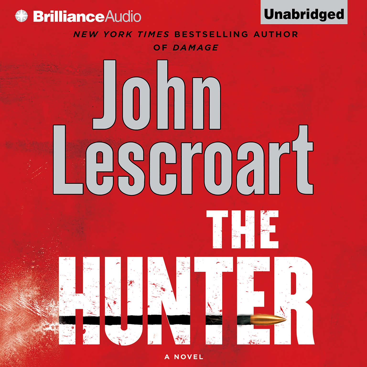 Printable The Hunter Audiobook Cover Art