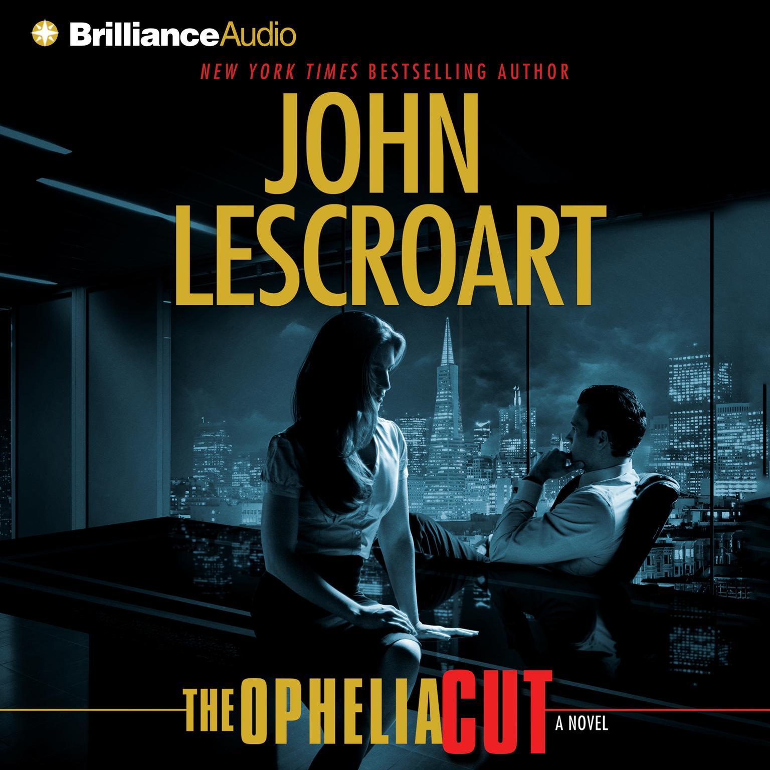 Printable The Ophelia Cut: A Novel Audiobook Cover Art