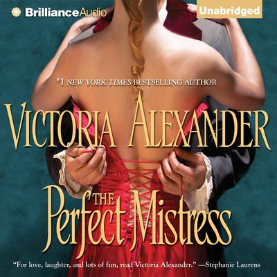 The Perfect Mistress Audiobook, by Victoria Alexander