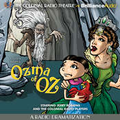 Ozma of Oz: A Radio Dramatization Audiobook, by L. Frank Baum, Jerry Robbins