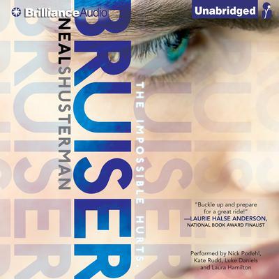 Bruiser Audiobook, by Neal Shusterman