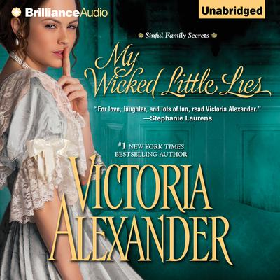 My Wicked Little Lies Audiobook, by Victoria Alexander