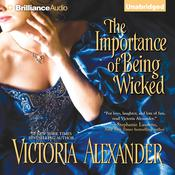 The Importance of Being Wicked Audiobook, by Victoria Alexander