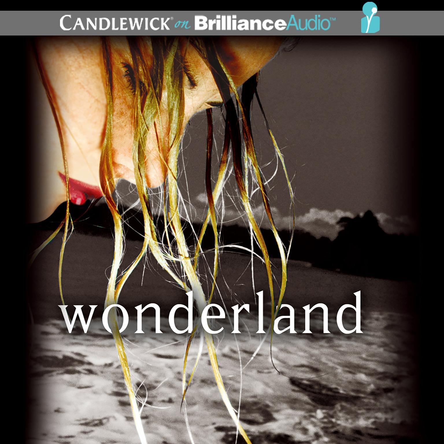 Printable Wonderland Audiobook Cover Art