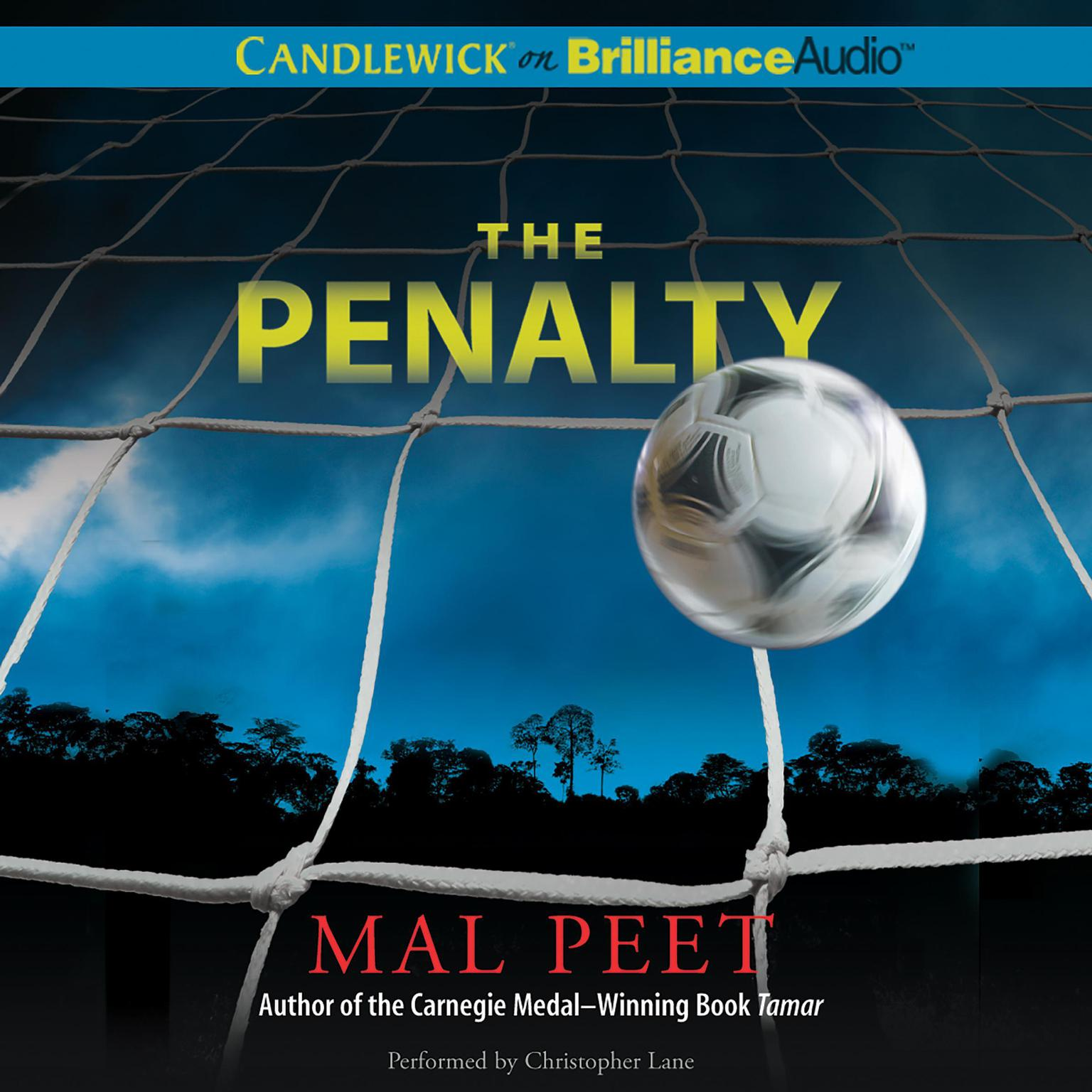 Printable The Penalty Audiobook Cover Art
