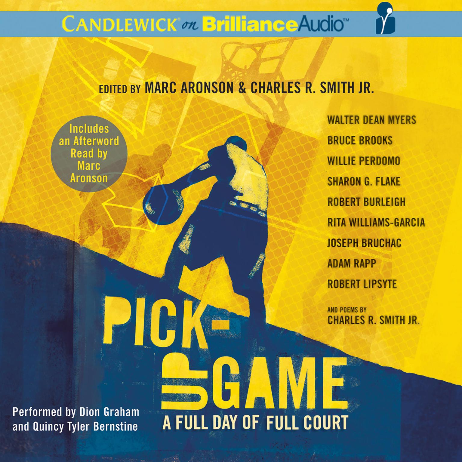Printable Pick-Up Game: A Full Day of Full Court Audiobook Cover Art