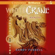 Samurai Kids #1: White Crane Audiobook, by Sandy Fussell