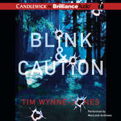 Blink & Caution Audiobook, by Tim Wynne-Jones