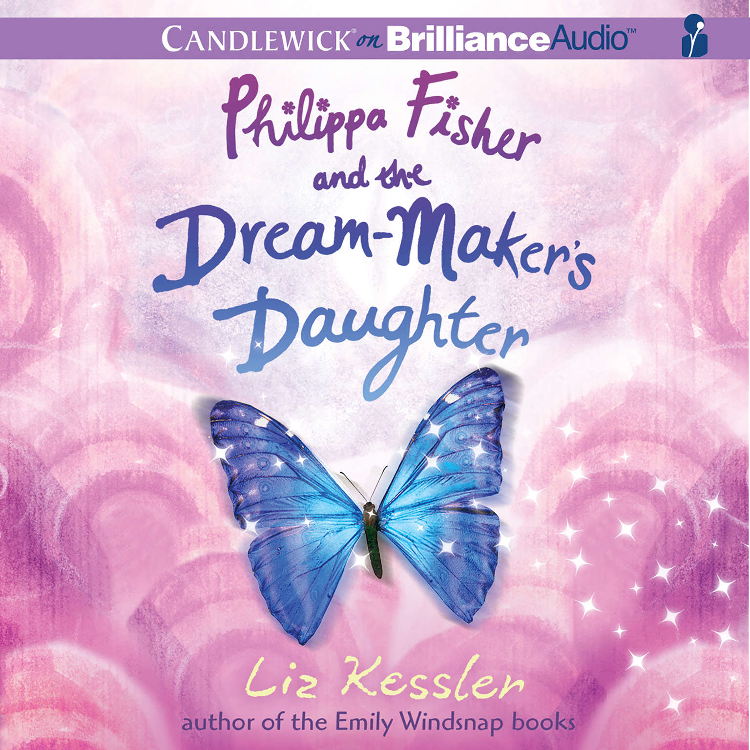 Printable Philippa Fisher and the Dream-Maker's Daughter Audiobook Cover Art