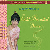 The Gold-Threaded Dress Audiobook, by Carolyn Marsden