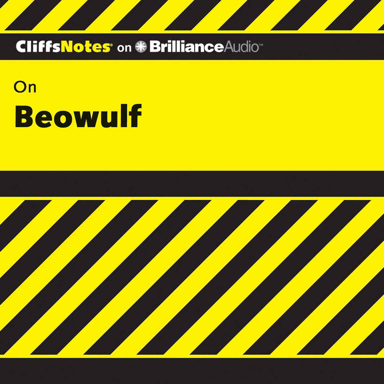 Printable On Beowulf Audiobook Cover Art