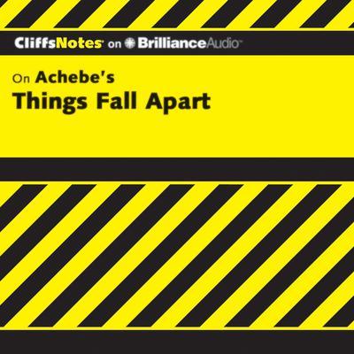 Things Fall Apart Audiobook, by John Chua