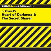 Heart of Darkness & The Secret Sharer Audiobook, by Daniel Moran