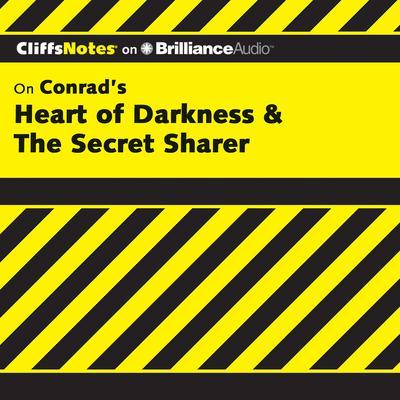 Heart of Darkness & The Secret Sharer Audiobook, by Daniel Moran