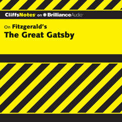 The Great Gatsby Audiobook, by Kate Maurer, Ph.D.