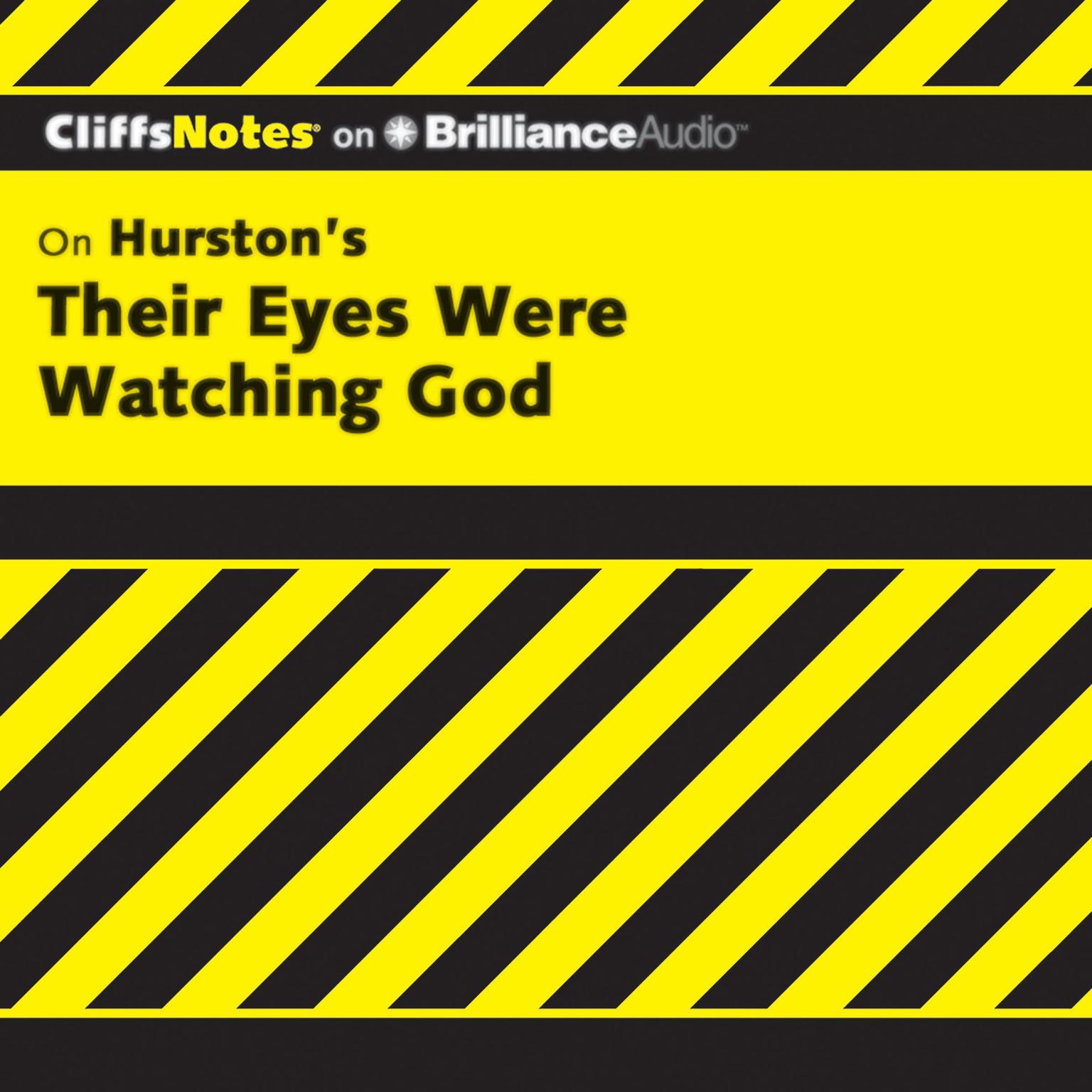 Printable Their Eyes Were Watching God Audiobook Cover Art