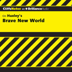 Brave New World Audiobook, by Charles Higgins, Regina Higgins