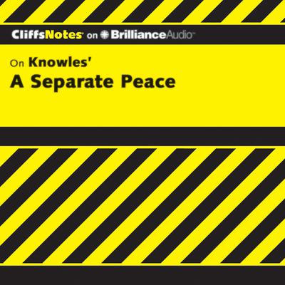A Separate Peace Audiobook, by Charles Higgins, Ph.D.