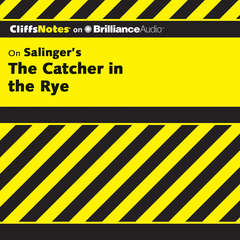 The Catcher in the Rye Audiobook, by