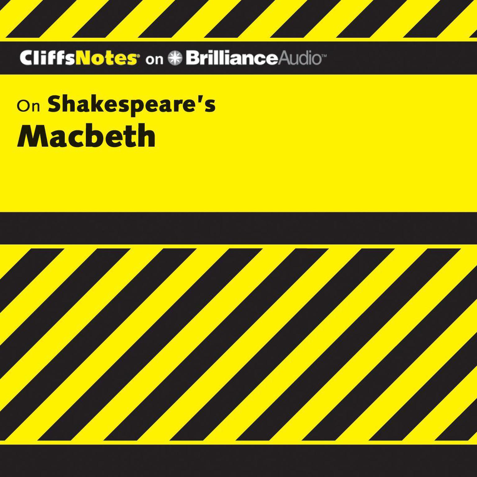 Printable On Shakespeare's Macbeth Audiobook Cover Art