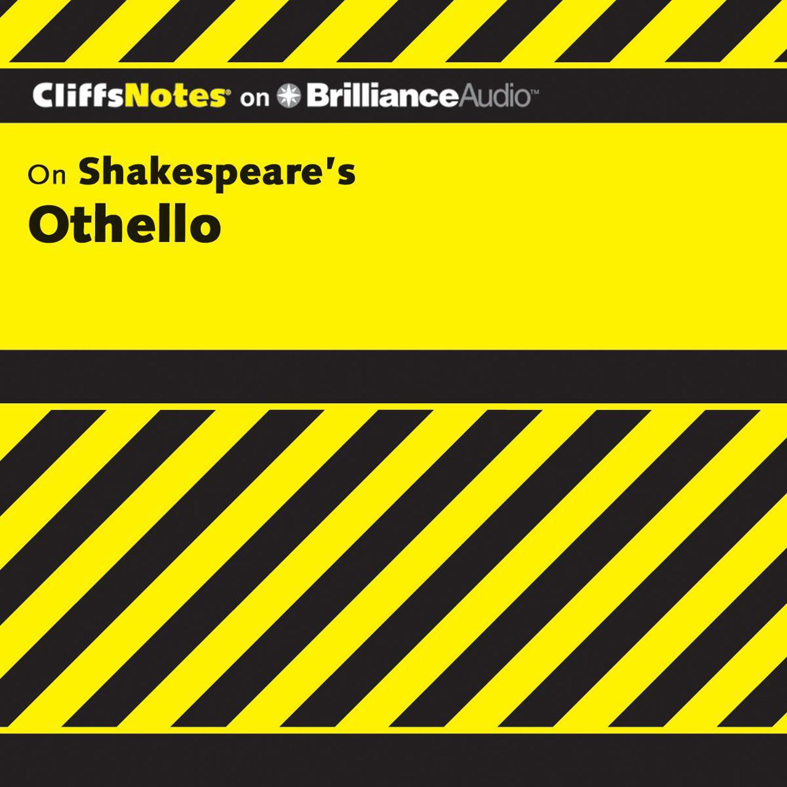 Printable Othello Audiobook Cover Art