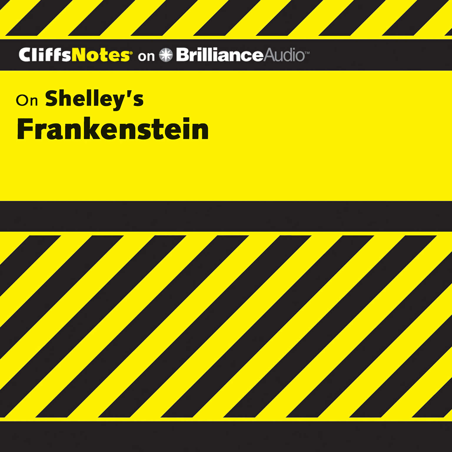 Printable Frankenstein Audiobook Cover Art