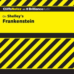 Frankenstein Audiobook, by Jeff Coghill