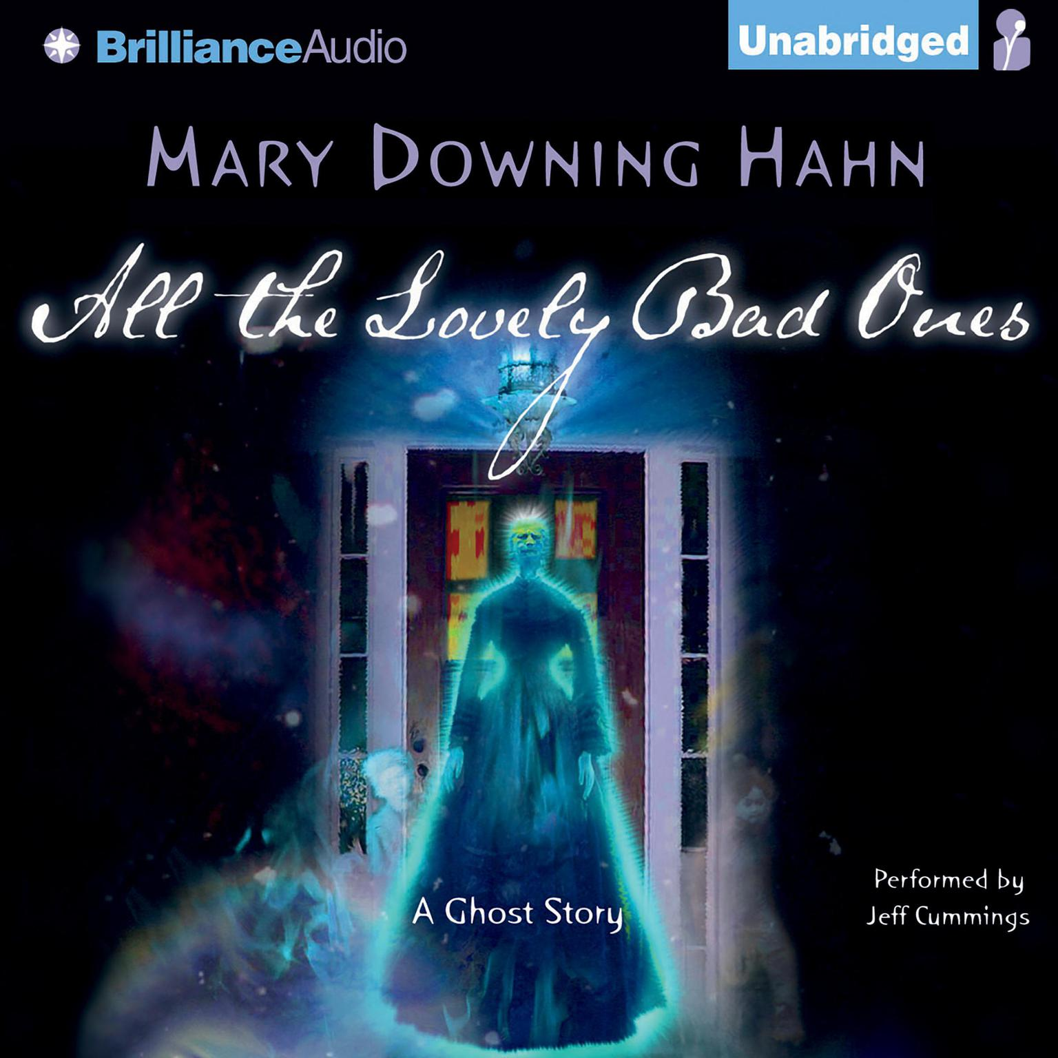 Printable All the Lovely Bad Ones Audiobook Cover Art