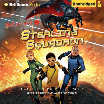 Sterling Squadron Audiobook, by Eric Nylund