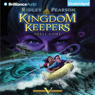 Kingdom Keepers V: Shell Game Audiobook, by Ridley Pearson