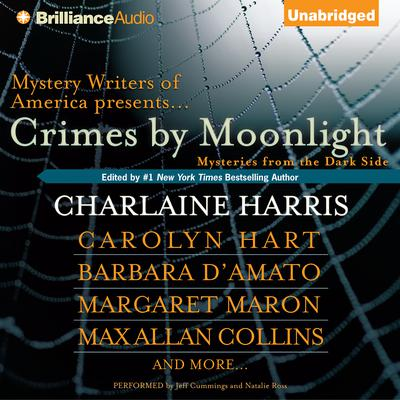 Crimes by Moonlight: Mysteries from the Dark Side Audiobook, by Charlaine Harris