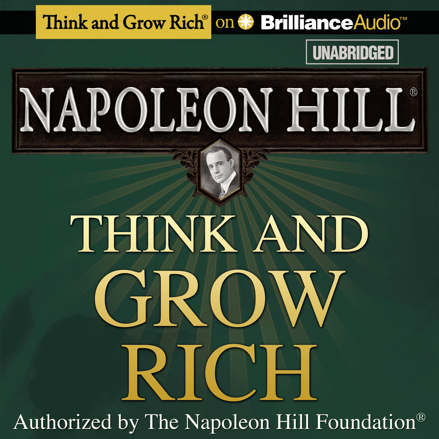 hear think and grow rich audiobook by napoleon hill read