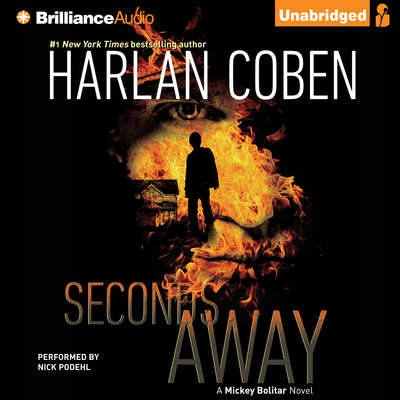 Seconds Away: A Mickey Bolitar Novel Audiobook, by Harlan Coben