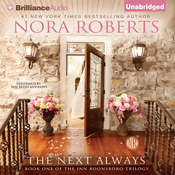The Next Always Audiobook, by Nora Roberts
