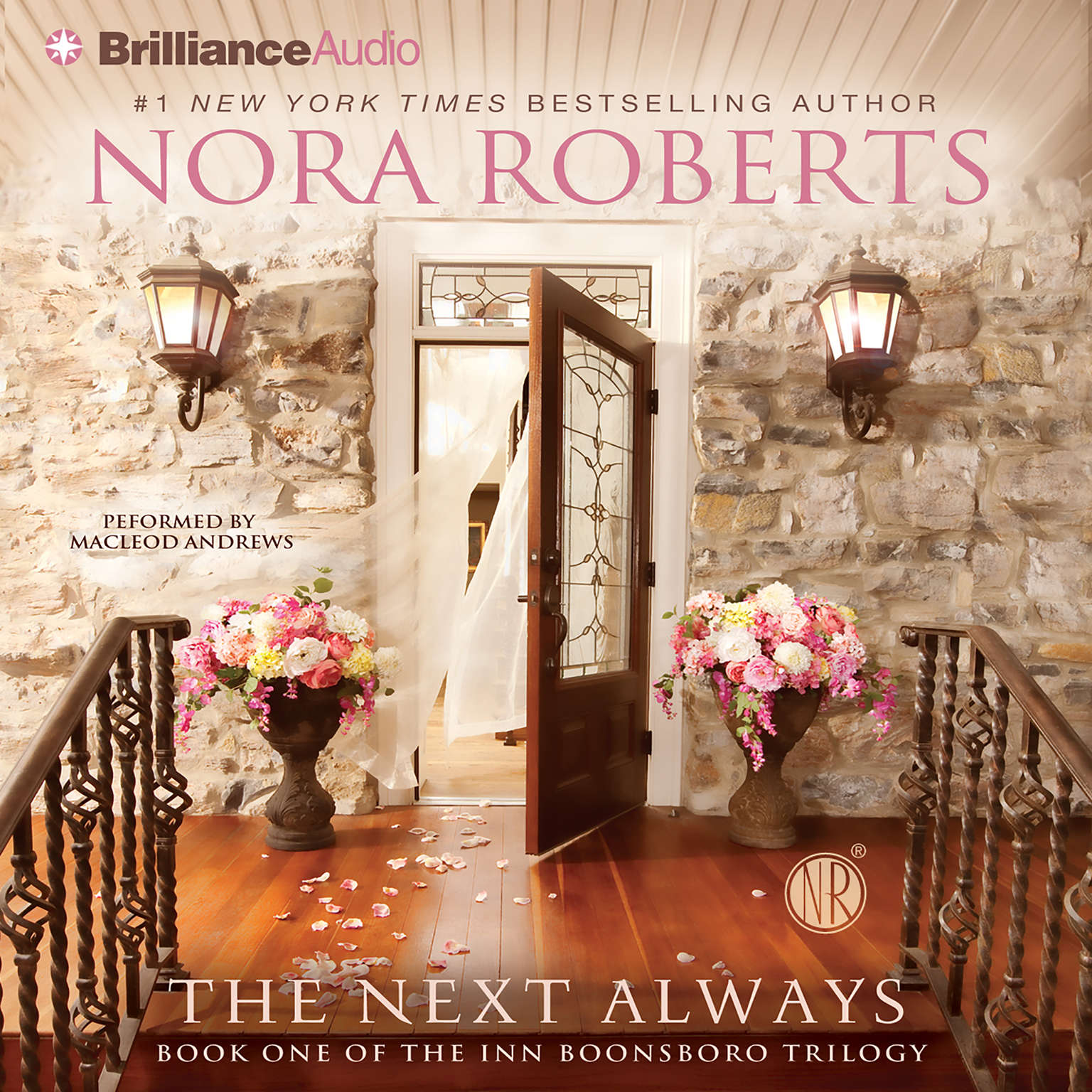 Printable The Next Always Audiobook Cover Art