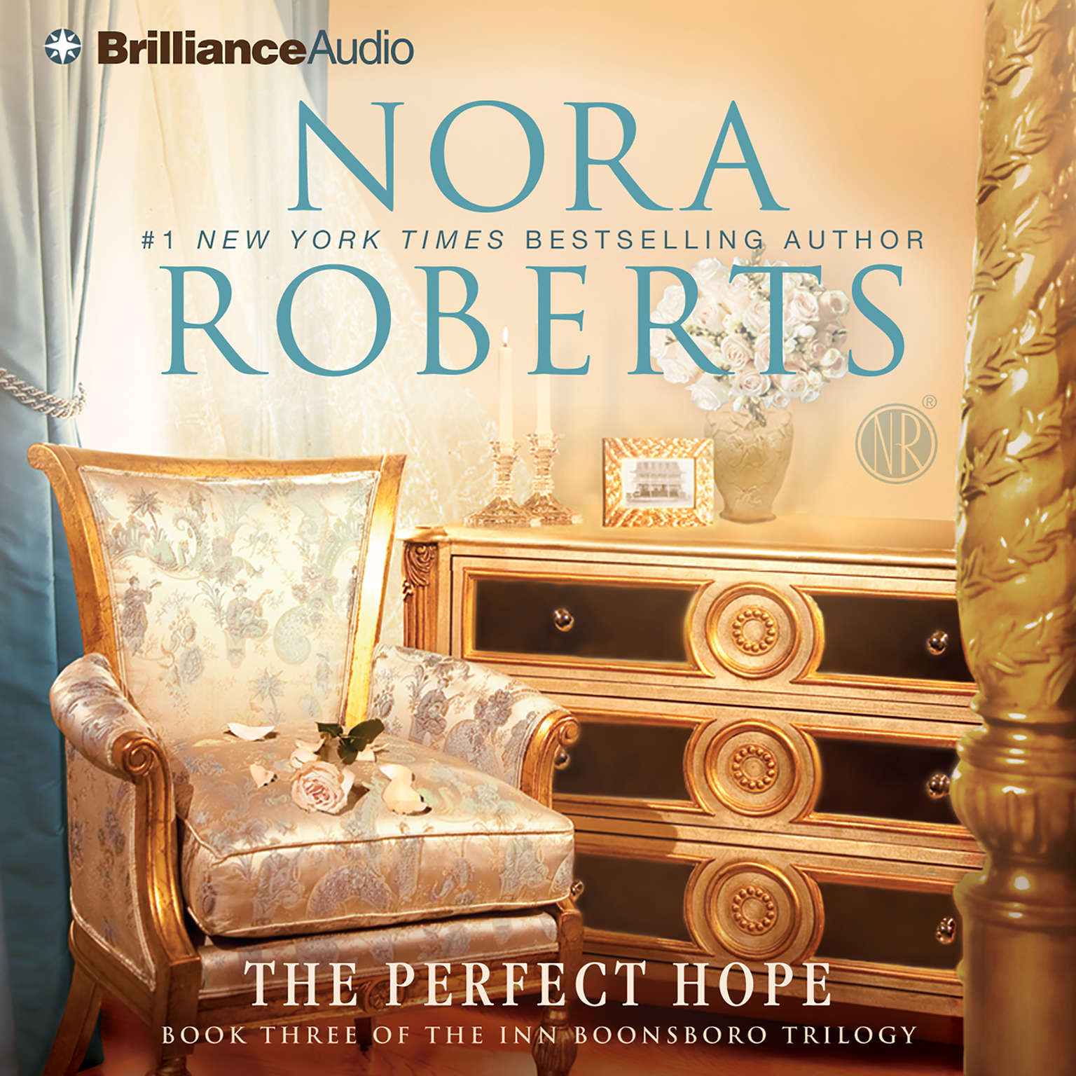 Printable The Perfect Hope Audiobook Cover Art