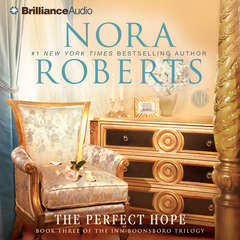 The Perfect Hope Audiobook, by Nora Roberts
