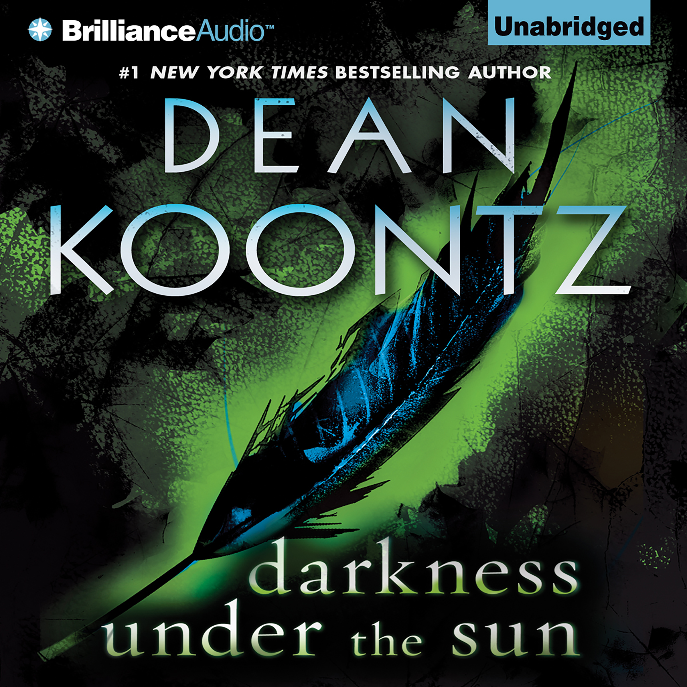 Printable Darkness Under the Sun Audiobook Cover Art