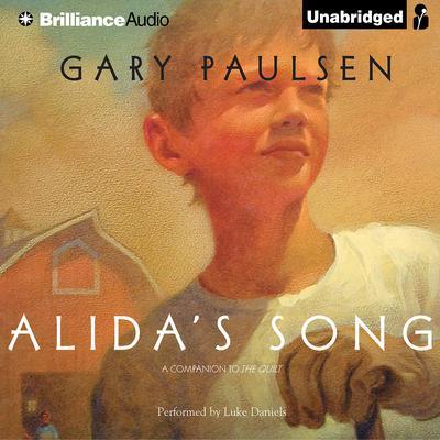 Alida's Song Audiobook, by Gary Paulsen