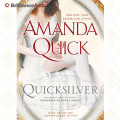 Quicksilver Audiobook, by Amanda Quick