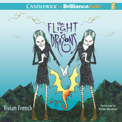 The Flight of Dragons: The Fourth Tale from the Five Kingdoms Audiobook, by Vivian French