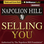 Selling You Audiobook, by Napoleon Hill