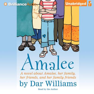 Amalee Audiobook, by Dar Williams
