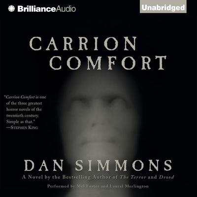 Carrion Comfort Audiobook, by Dan Simmons